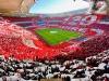 Choreo 120 Jahre FC Bayern